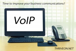VoIP phone systems improve business communications