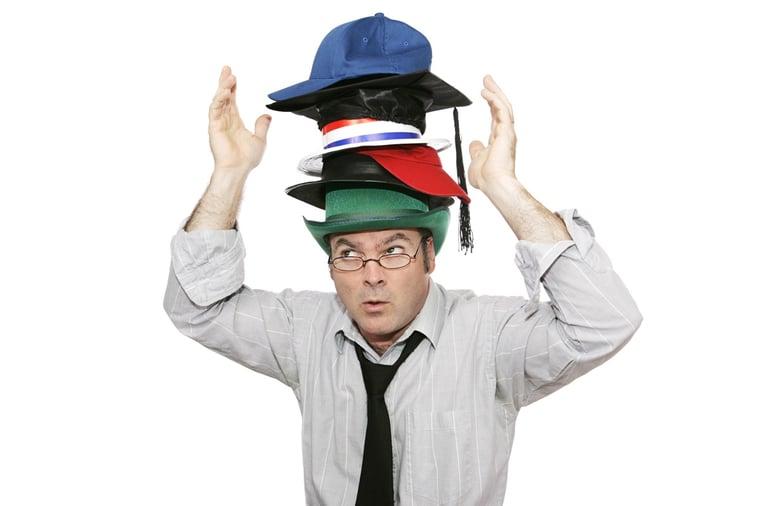 CFO with many hats