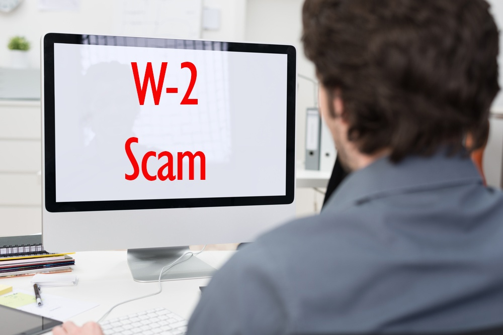 W-2 Scam is a targeted Cybersecurity Threat