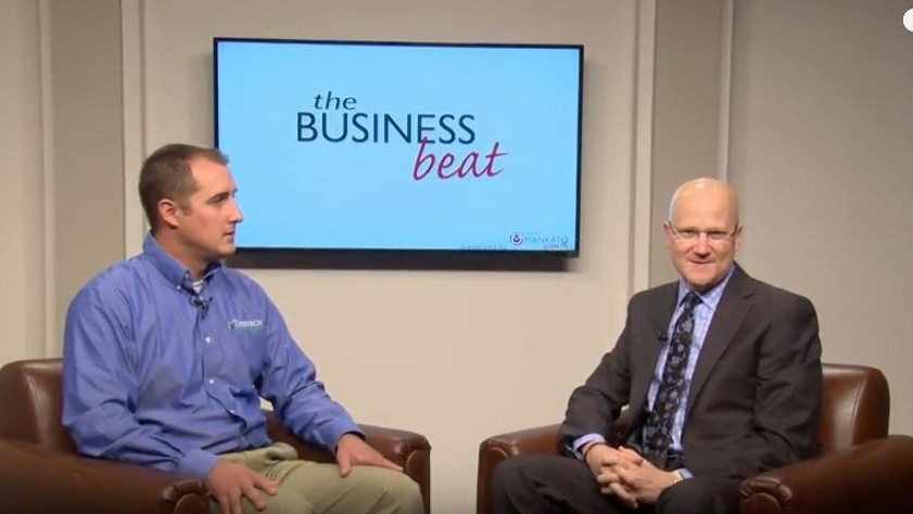 Thriveon Featured on Mankato's Business Beat Video