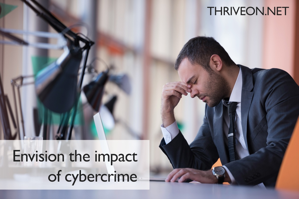 Envision the Impact of Cybercrime with these Four Questions