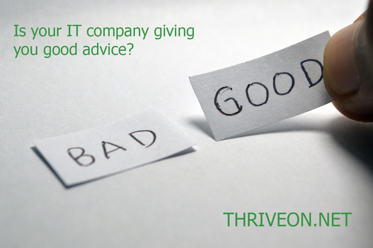 Is Your IT Company Providing IT Strategy Consulting?