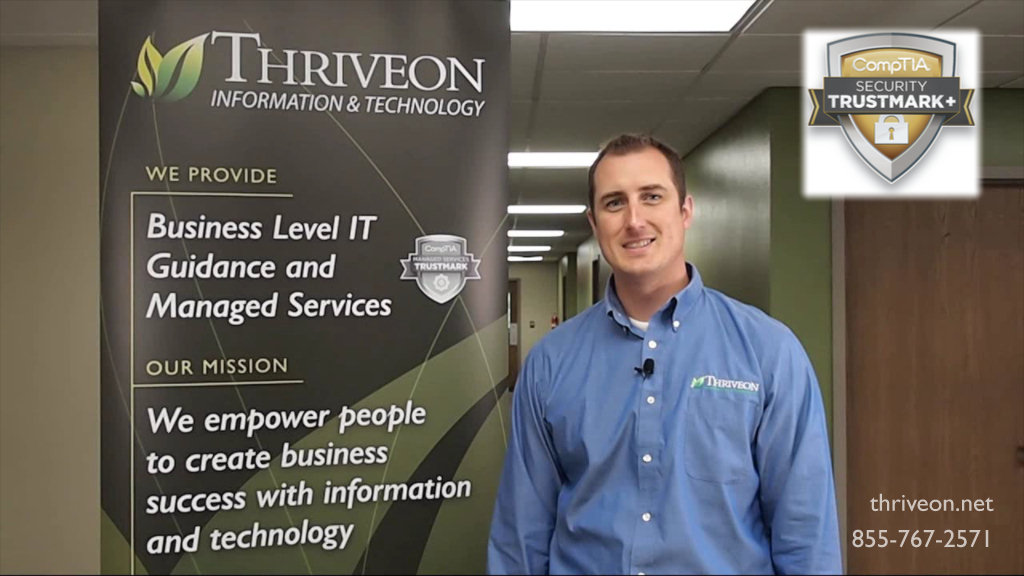 [Video] Thriveon Validates Commitment to Client Cybersecurity